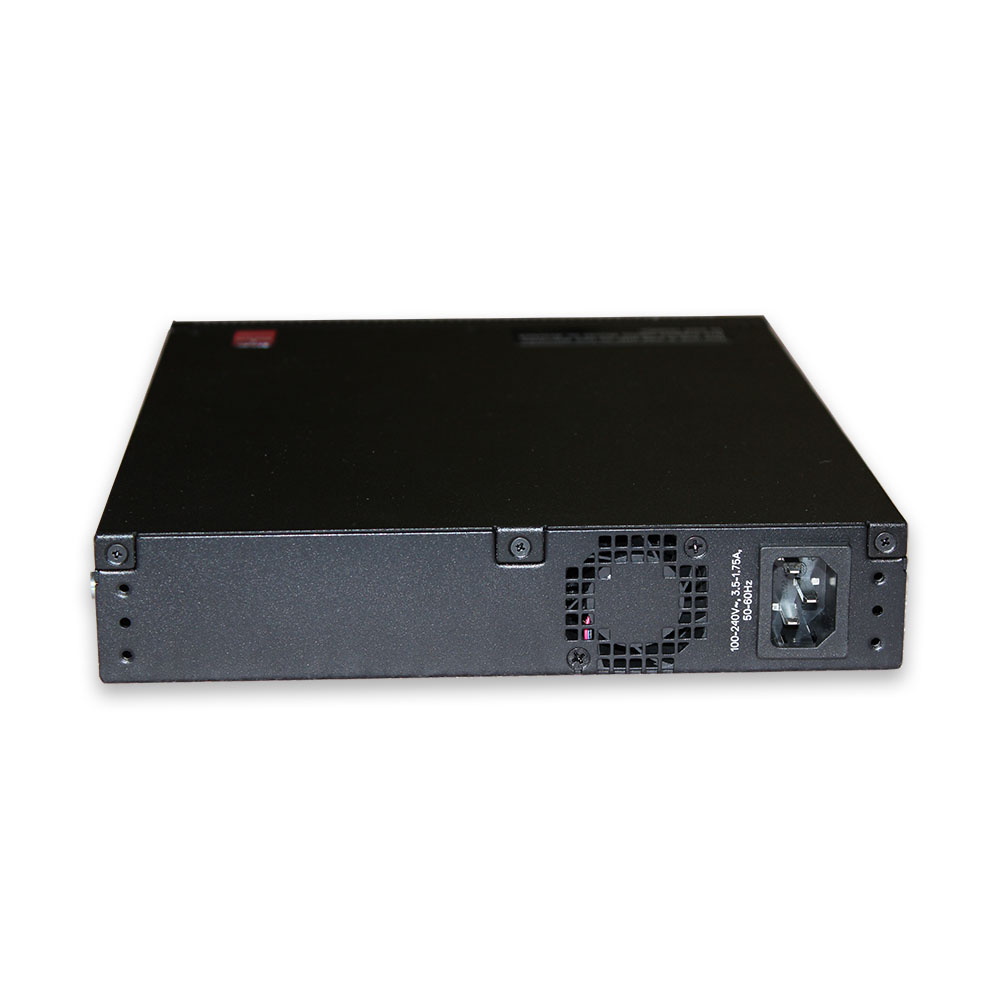 Dell Networking N1108P-ON 8P 1GbE 75W PoE 2P 1GbE SFP Switch N1108P-ON